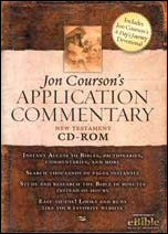 Jon Courson's Application Commentary: New Testament