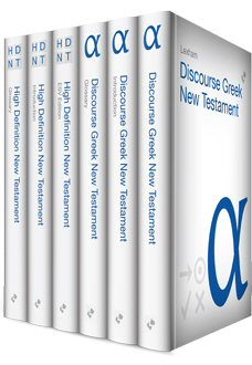 Lexham Discourse Greek New Testament Bundle (6 vols.)