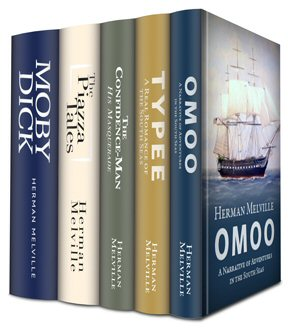 Select Works of Herman Melville (5 vols.)
