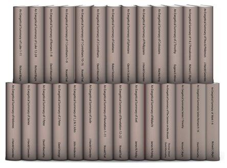 Exegetical Summaries Series (27 vols.)