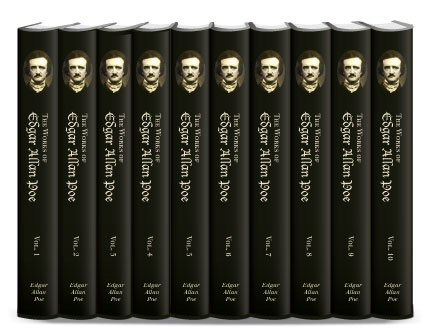 The Works of Edgar Allan Poe (10 vols.)
