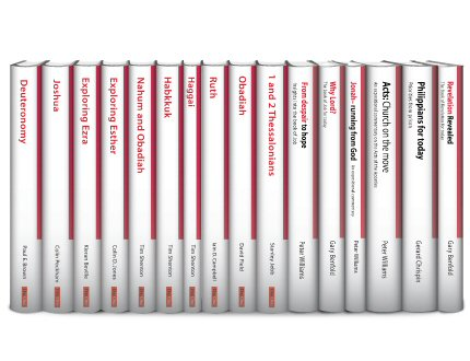 Exploring the Bible Commentary (16 vols.)