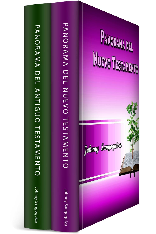 Panorama Bíblico de Johnny Sangoquiza (2 vols.)
