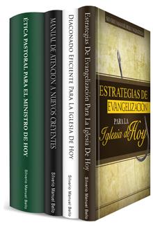 Colección: Ministerio eficaz hoy (4 vols.)