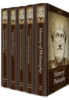 Classic Surveys on the History of Philosophy (5 vols.)