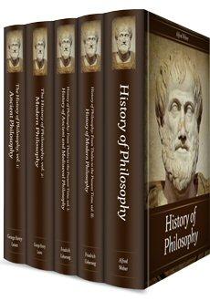 Classic Surveys on the History of Philosophy (5 vols.)