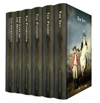 Select Works of James Fenimore Cooper (6 vols.)