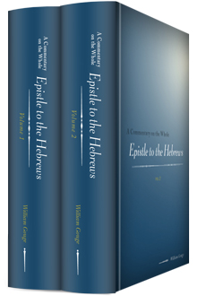 A Commentary on the Whole Epistle to the Hebrews (2 vols.)