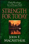 Strength for Today: Daily Readings for a Deeper Faith