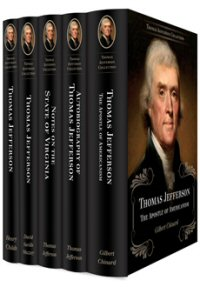 Thomas Jefferson Collection (5 vols.)