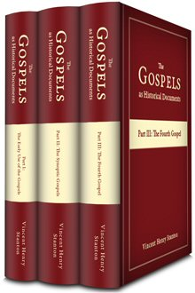 The Gospels as Historical Documents (3 vols.)