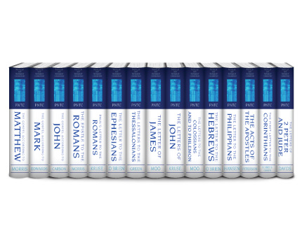 Pillar New Testament Commentary (PNTC) (15 vols.)