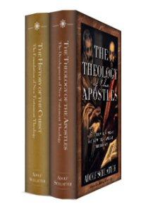 Schlatter's New Testament Theology (2 vols.)