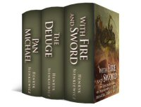 With Fire and Sword Trilogy (3 vols.)