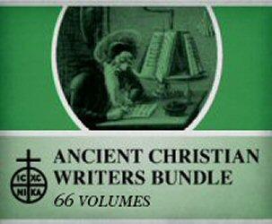 Ancient Christian Writers Bundle (66vols.)