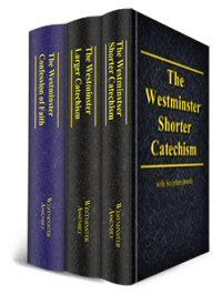 Westminster Confession of Faith, including the Larger and Shorter Catechisms: American Revision (3 vols.)