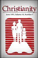 Christianity Magazine: June, 1993: Potpourri