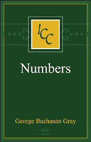 A Critical and Exegetical Commentary on Numbers