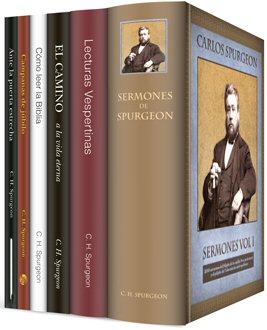 Colección de sermones de Spurgeon Parte III (6 vols.)