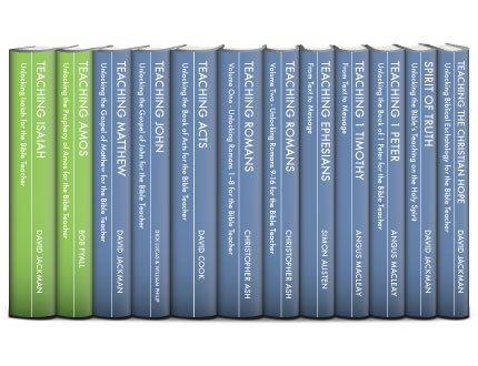 Teaching the Bible Series (12 vols.)