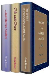 The Select Works of Craig Keener (3 vols.)