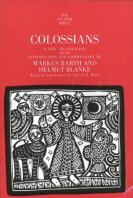 The Anchor Yale Bible: Colossians