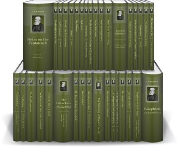 C. H. Mackintosh Collection (35 vols.)