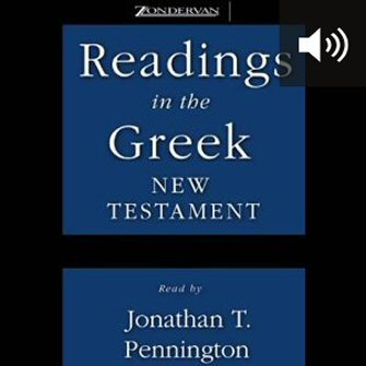 Readings in the Greek New Testament (audio)