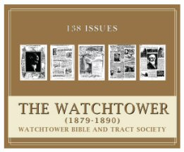 The Watchtower (1879–1890) (138 issues)