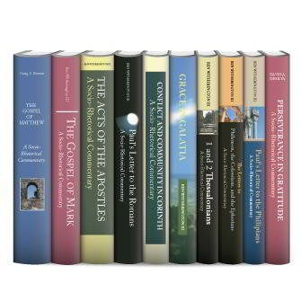 Socio-Rhetorical Commentary (10 vols.)