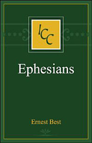 A Critical and Exegetical Commentary on Ephesians
