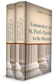 Commentary on St. Paul's Epistle to the Romans (2 vols.)