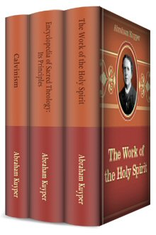 Abraham Kuyper Collection (3 vols.)