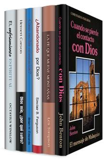 Colección fe en crisis (6 vols.)