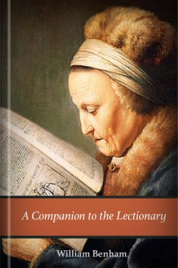 A Companion to the Lectionary