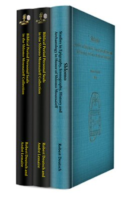 Shlomo Moussaieff Collection (3 vols.)