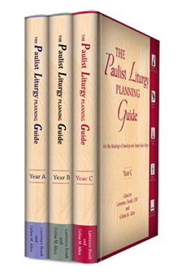 Paulist Liturgy Planning Guides (3 vols.)