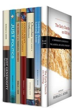Select Works of Ronald J. Sider (7 vols.)