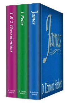 D. Edmond Hiebert Commentary Collection (3 vols.)
