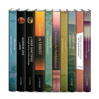 Crossway's J.I. Packer Collection (10 vols.)