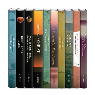 Crossway's J.I. Packer Collection (10 vols.)