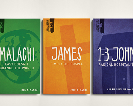 Not Your Average Bible Study Series (12 vols.)
