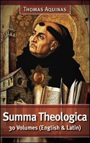 Summa Theologica: English and Latin Bundle (30 vols.)