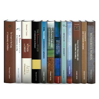Stewart Custer Collection (12 vols.)