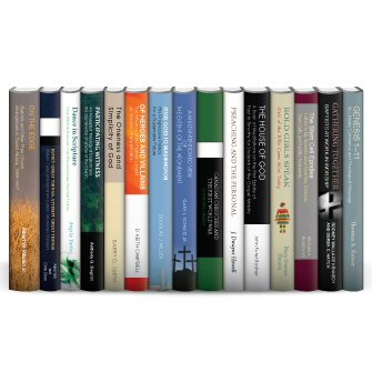 Wipf and Stock Baptist Studies Collection (15 vols.)