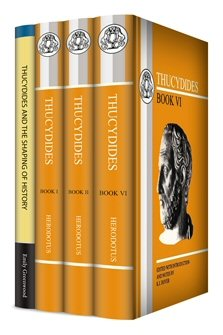 Bloomsbury Academic Thucydides Collection (4 vols.)