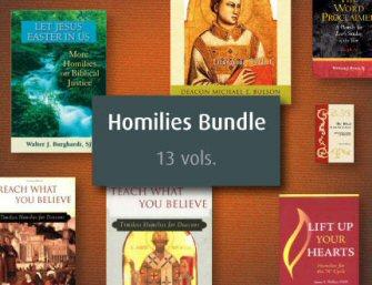 Homilies Bundle (13vols.)