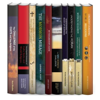 Zondervan World Religions Collection (10 vols.)