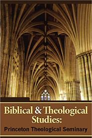 Biblical and Theological Studies