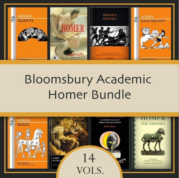 Bloomsbury Academic Homer Bundle (14 vols.)
